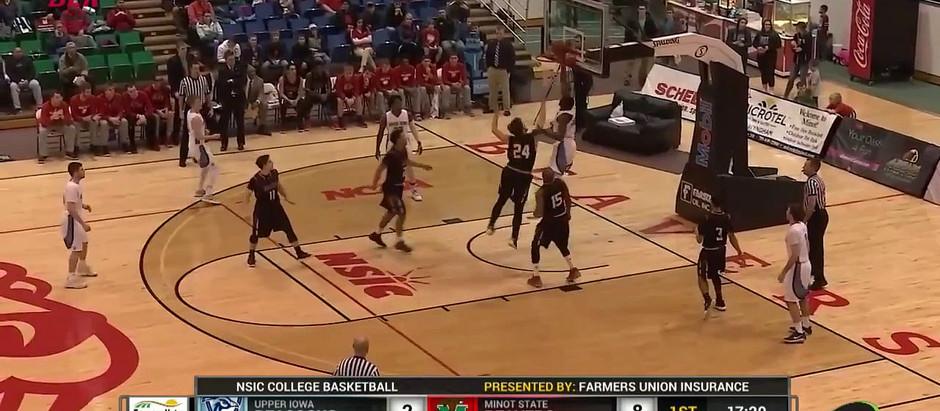 NSIC Basketball / Minot State
