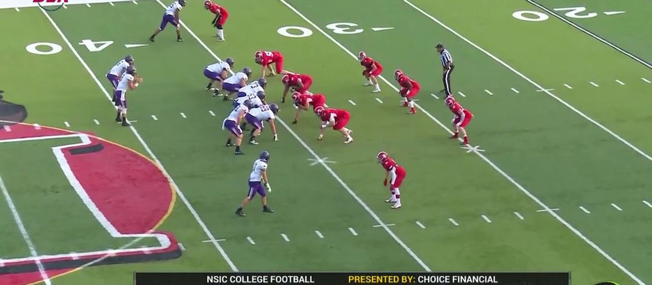 NSIC College Football / Minnesota State vs Minot State