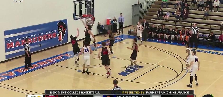 NSIC Basketball / Double Header Weekend