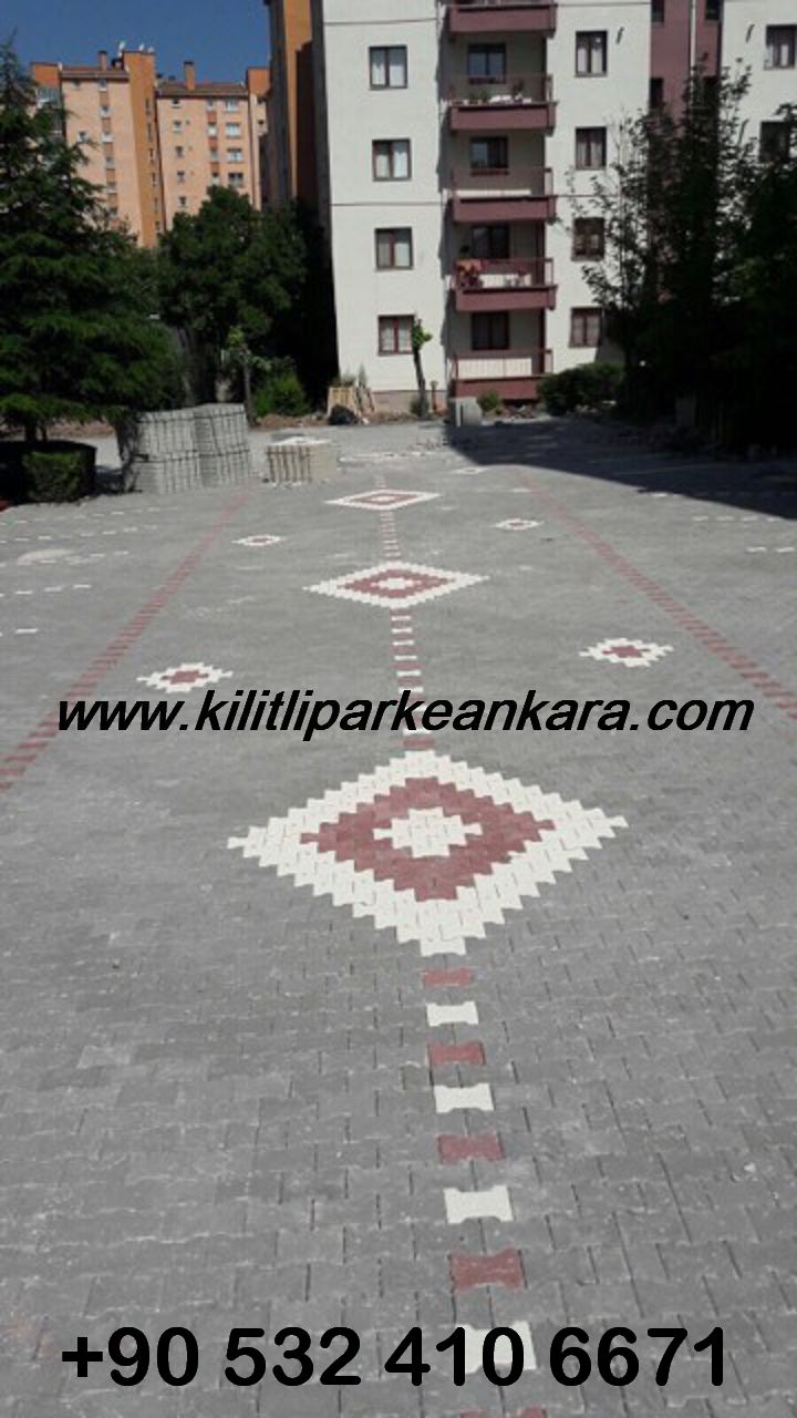 Ankara Kilit Taşı - Kilitli Parke Taşı Ustası (010)