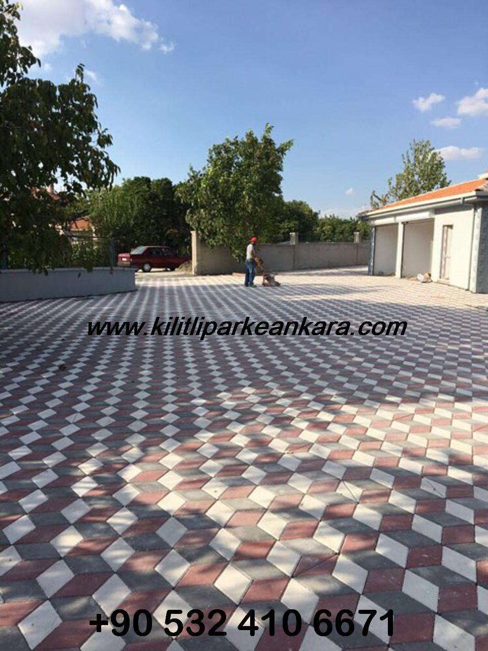Ankara Kilit Taşı - Kilitli Parke Taşı Ustası (024)