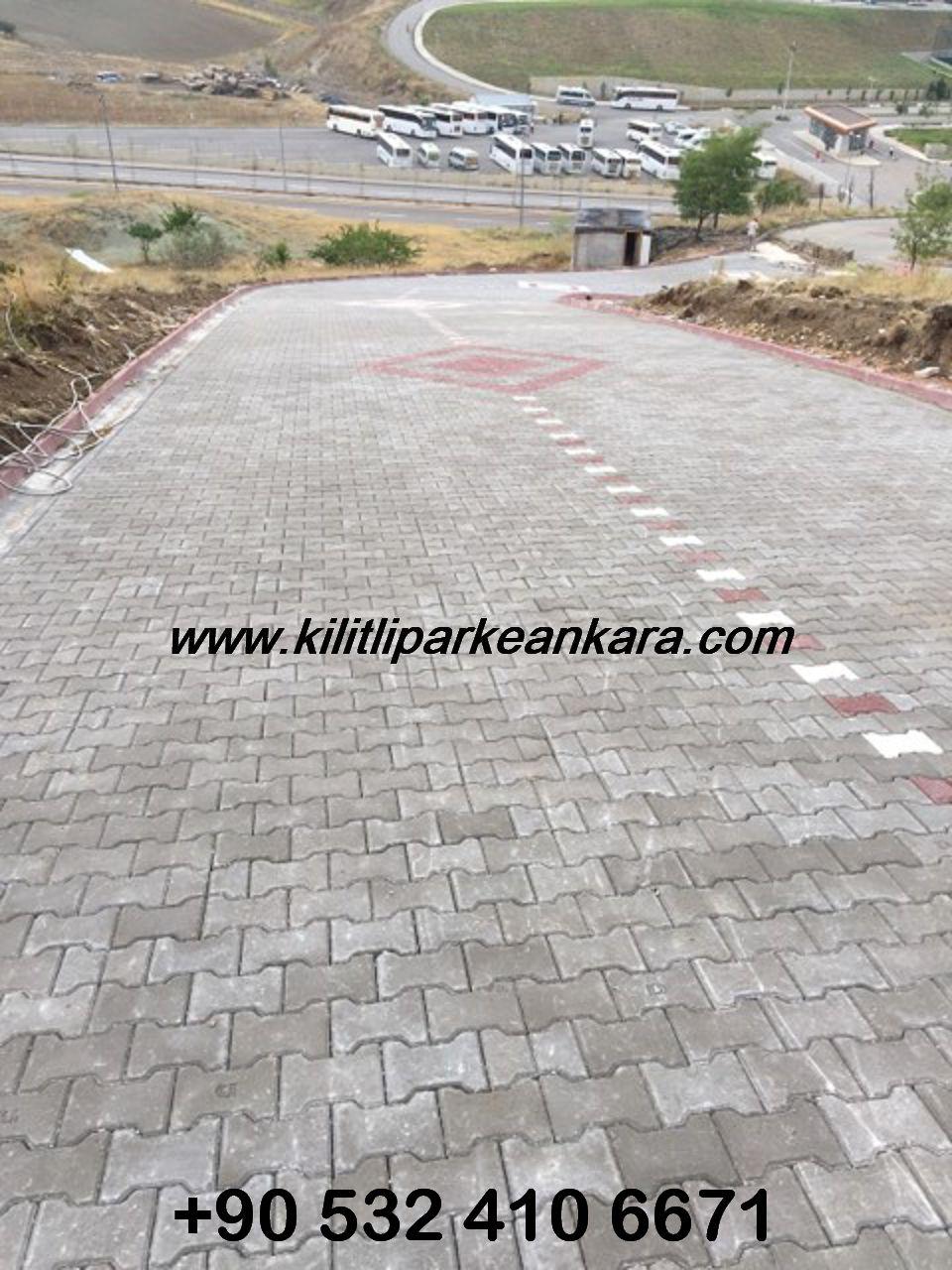 Ankara Kilit Taşı - Kilitli Parke Taşı Ustası (017)