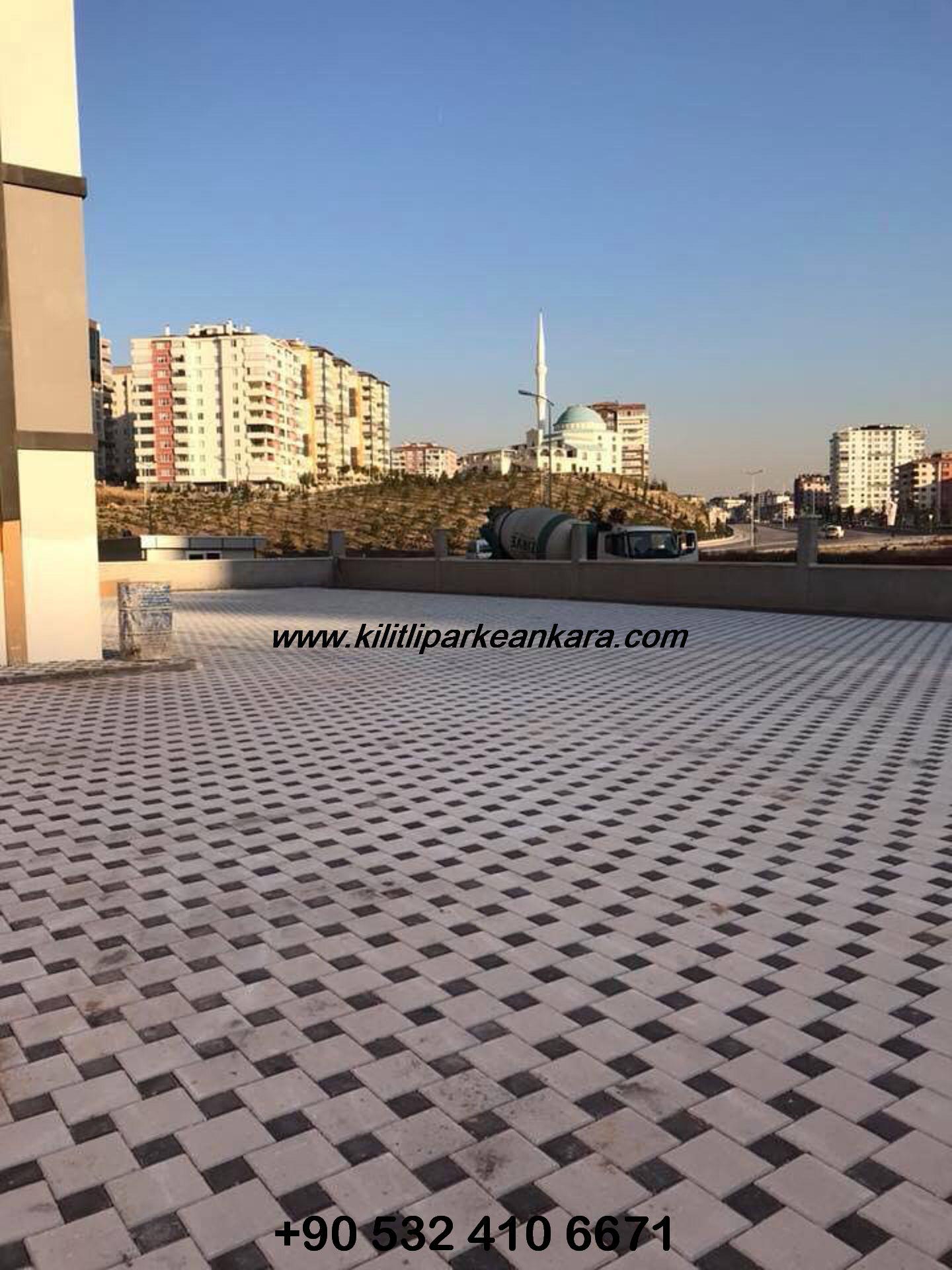 Ankara Kilit Taşı - Kilitli Parke Taşı Ustası (015)