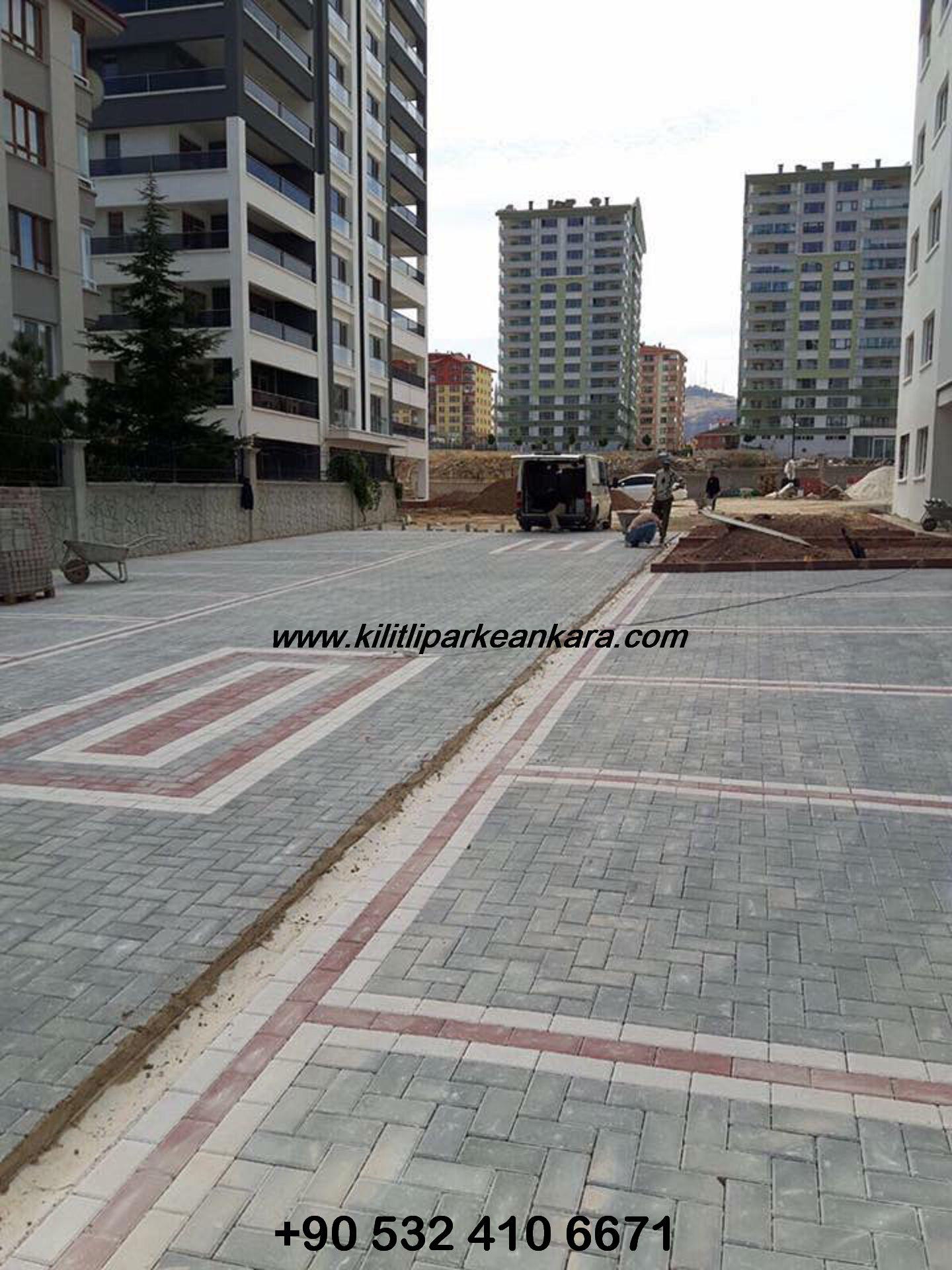 Ankara Kilit Taşı - Kilitli Parke Taşı Ustası (016)