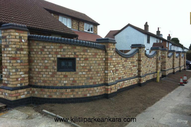 Bahçe duvarı maliyeti