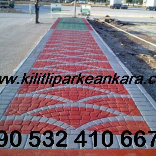 Ankara Kilit Taşı - Kilitli Parke Taşı Ustası (027)