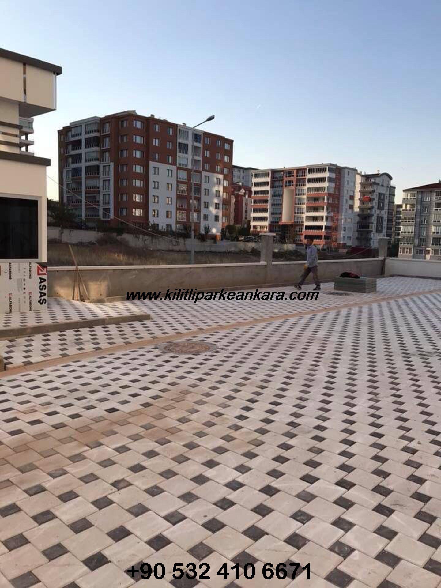 Ankara Kilit Taşı - Kilitli Parke Taşı Ustası (007)