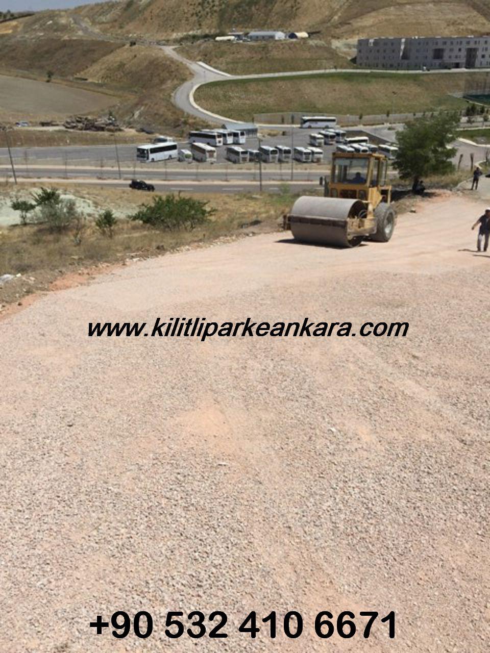 Ankara Kilit Taşı - Kilitli Parke Taşı Ustası (025)