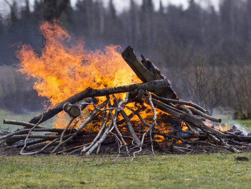 Navigating Maryland's Open Burn Laws