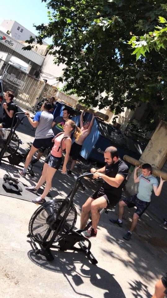 WOD CrossFit Phocéa