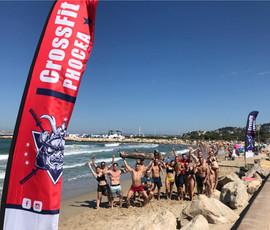 CrossFit Phocéa Plage Marseille Workout