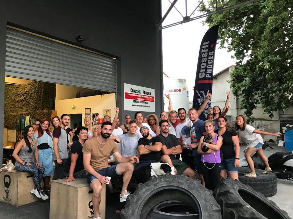 CrossFit Phocéa Marseille Membres