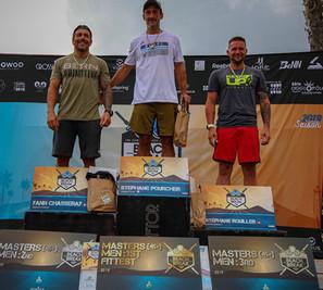 Podium CrossFit BeachBreak