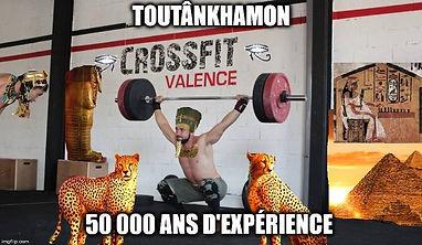 Nasser CrossFit Phocea Expérience