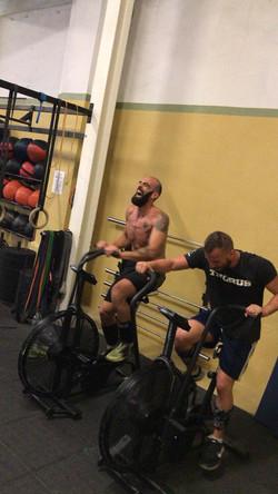 Marseille CrossFit Cardio