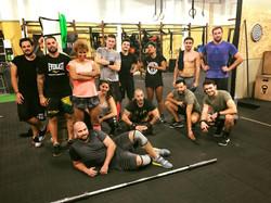Membres CrossFit Phocéa Marseille