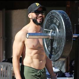Nasser Ouadi CrossFit Phocéa