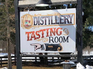 A new year at the Hudson Valley Distillery