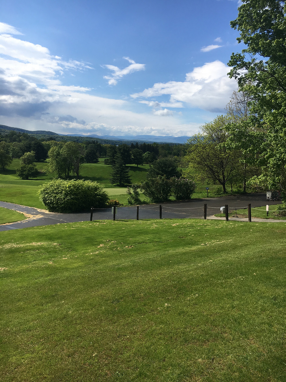 Dinsmore golf course Rhinebeck
