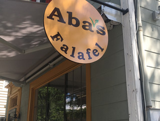 New Biz News! Alba's Falafel's Opens in Rhinebeck