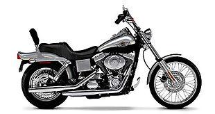 Harley Davidson Dyna Wide Glide for Hire
