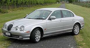 Jaguar S-Type V8