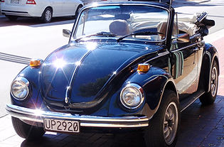 Volkswagon Beetle Convertible for hire