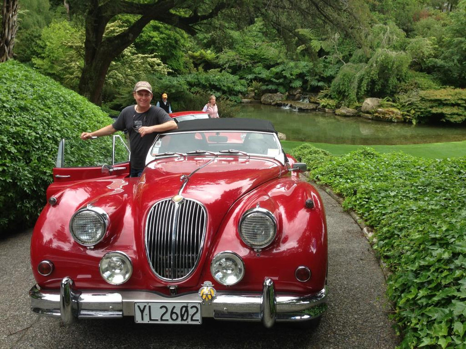 Jaguar XK140 wedding hire.jpg