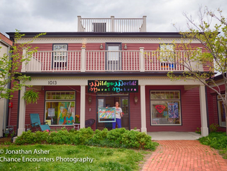 WildysWorld! MURAL Makers Studio is now open in Columbia, MO