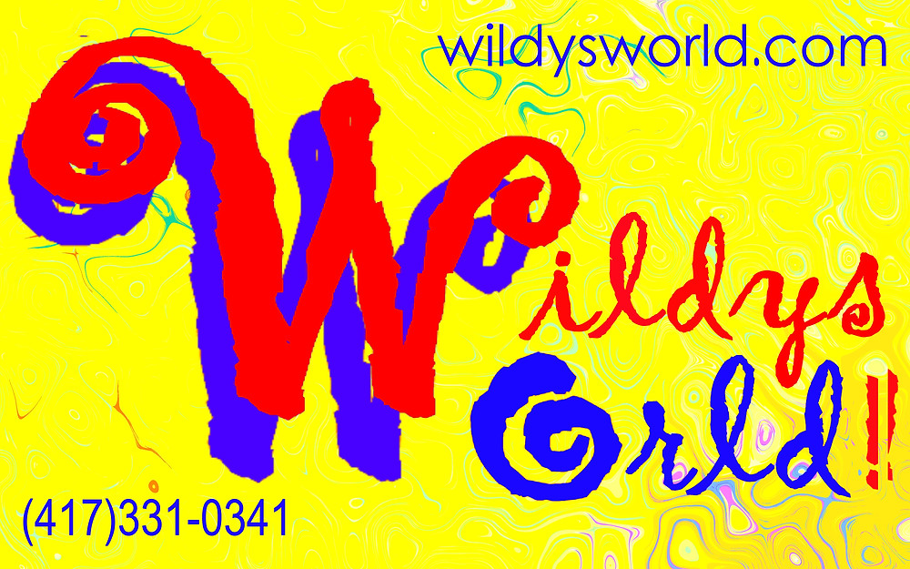 Contact WildysWorld! and make your next event AMAZING!