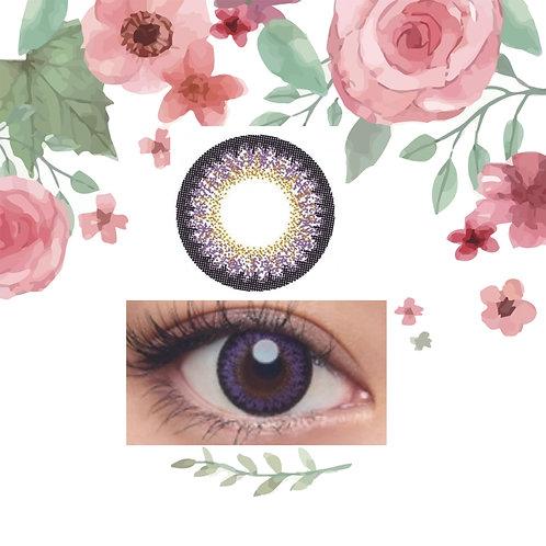 日本Loveil Violet Glare 1盒15對
