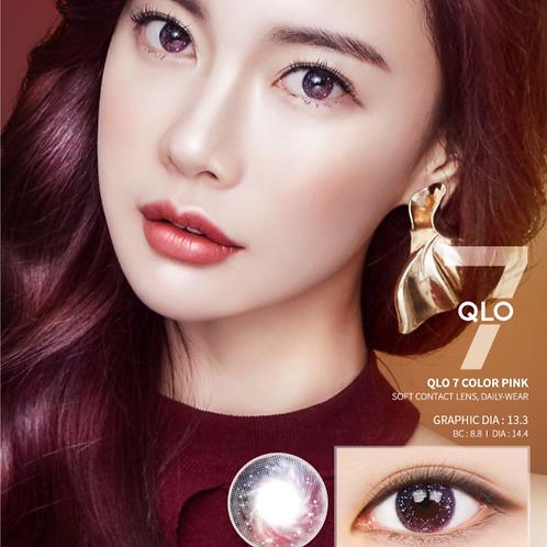 韓國Lens me QLO7 Pink