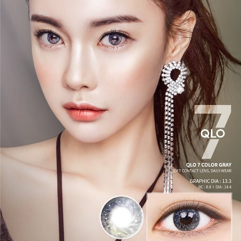 韓國Lens me QLO7 Grey