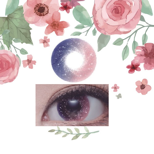 韓國 Lens Me QLO Pink