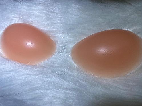 矽膠 Nude bra