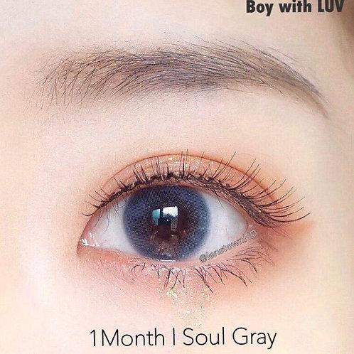 韓國 BTS BOY WITH LUV Soul Gray