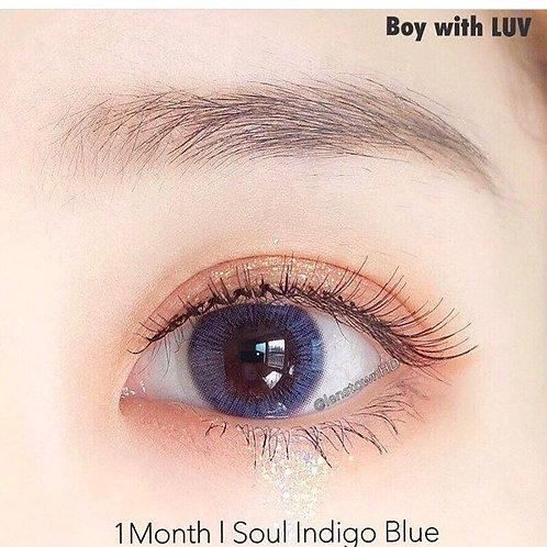韓國 BTS BOY WITH LUV Soul Indigo Blue