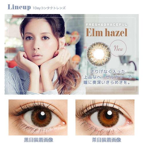 日本Putia Elm Hazel 1盒15對