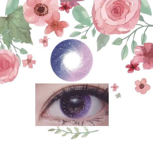 韓國 Lens Me QLO Purple