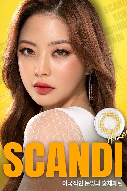 韓國 Olens Scandi Brown