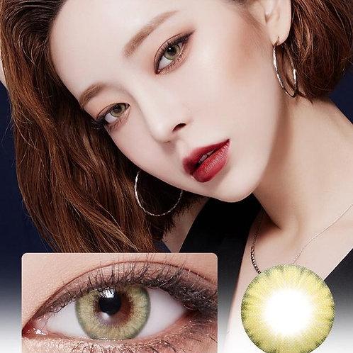 韓國 Lens Story Wonder Eyes Hazel Brown
