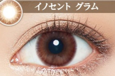 日本Evercolor Innocent Glam 1盒10對