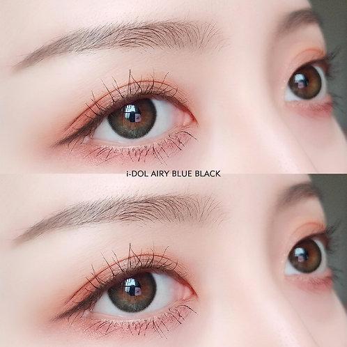 韓國 idol Airy Blue Black