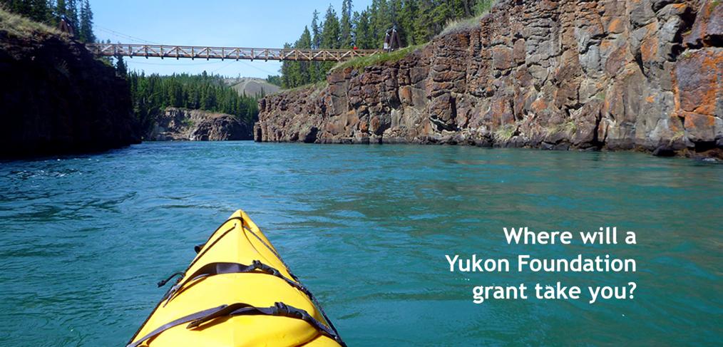 Yukon Foundation: Apply