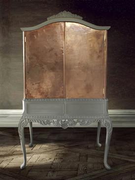 Copper sheet Cabinet