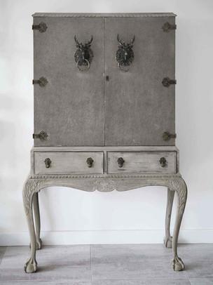Shagreen Cabinet
