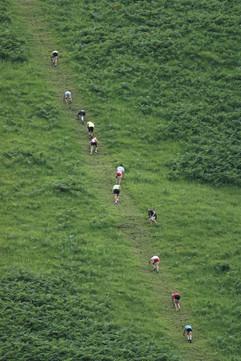montée Rocher aux Chèvres