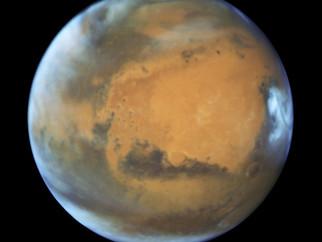 A semana de Marte