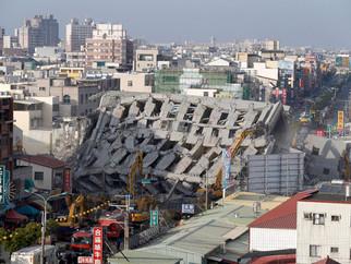 Ação humana pode aumentar risco de terremotos em 2016