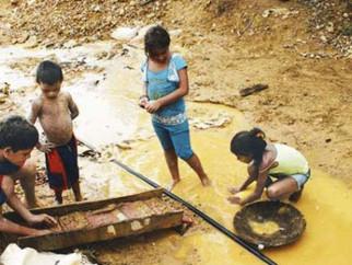 Mineração na Colômbia: Riscos, ilegalidade e pobreza